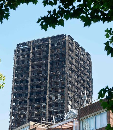 Overlevenden woontorenbrand Londen krijgen nieuwe woningen