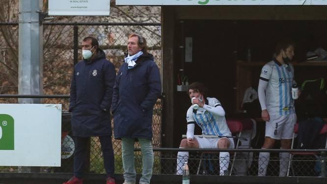 """Pascal Kina en Gantoise vatten zondag play-offs aan: """"Helemaal niet bezig met favorietenrol"""""""