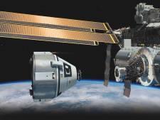 NASA: Geen lek maar computerstoring in ISS