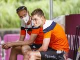 NOS ziet noodlot toeslaan bij Van der Poel en schakelt midden in race over naar... handboogschieten