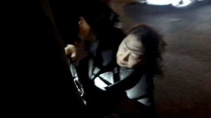 Werd de Hongkongse minister van Justitie hier aangevallen in Londen?