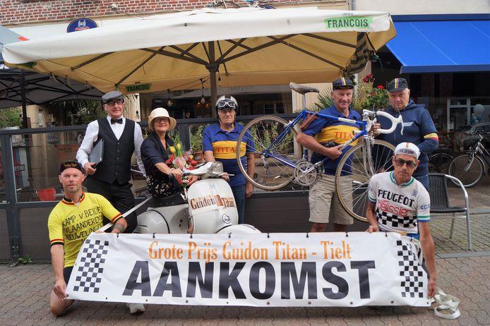 De Grote Prijs Guidon Titan in Tielt is op 10 oktober toe aan de zesde editie