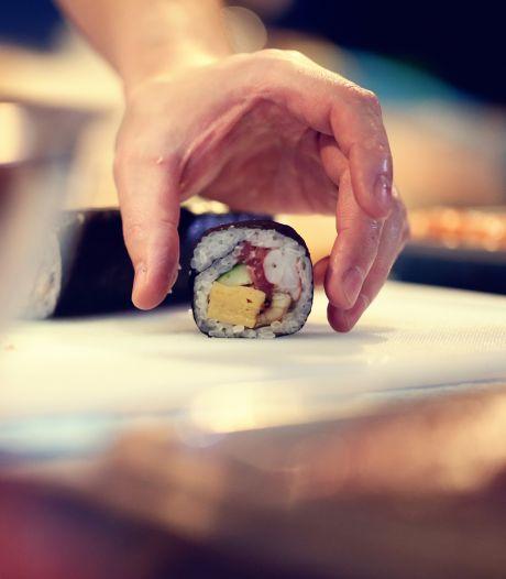 Broer en zus openen sushirestaurant in Bergse Stationsstraat: eerst bezorgen, later ook zitplaatsen