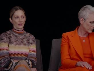 """'Halloween Kills'-actrices Jamie Lee Curtis en Judy Greer: """"De opnames waren héél eng"""""""