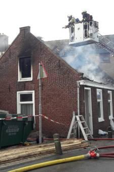 Woning uitgebrand in Hekendorp: 'Houd ramen en deuren gesloten'