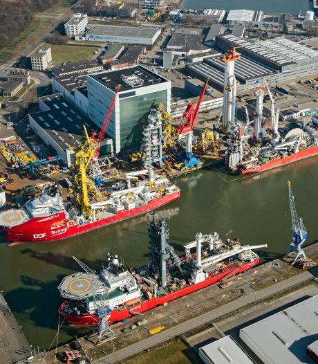 Bedrijven in Schiedams havengebied moeten aantonen hoeveel geluid zij maken