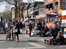 Vooral vaste klanten voor 'mik': weekmarkt is geen dagje uit