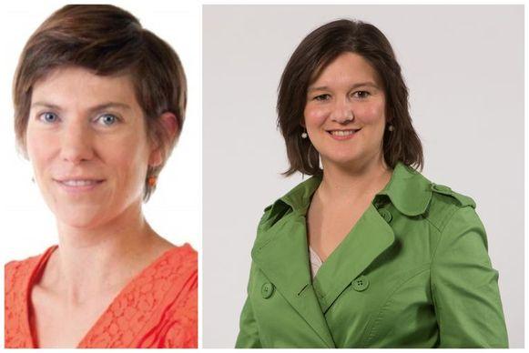 Griet Smaers en Cindy Franssen, die al ondervoorzitter waren, worden belast met de dagelijkse leiding van de partij, de start van de uitvoering van de aanbevelingen van de 'groep van 12' en de organisatie van de voorzittersverkiezingen.