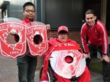 Zerrouki verrast rolstoelers met bijzonder cadeau: 'Wat gaaf, die heeft niemand!'