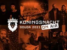 Tóch Koningsnacht in Gouda: deze optredens kun je online kijken