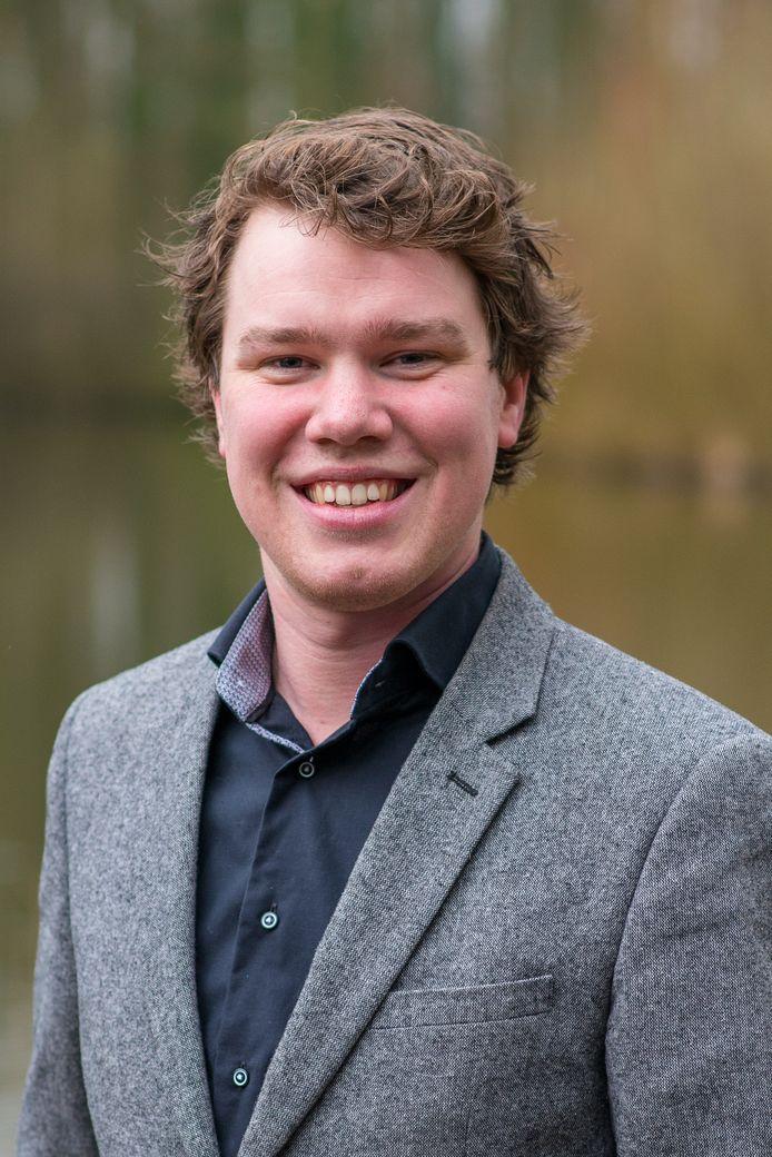 SP-raadslid Hugo Koetsveld.