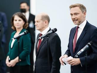 Duitse 'vooruitgangscoalitie' in de maak: klimaatbescherming zonder snelheidslimiet
