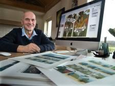 Henk maakt een stripboek in dialect: 'Tekenen is bijna meditatief'