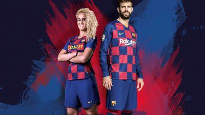 Football Talk (4/6). FC Barcelona stelt 'Kroatië-shirts' voor - Antwerp of Gent naar loting Europa League?
