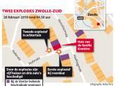 Twee handgranaten ontploffen in woonwijk in Zwolle: dit is wat we tot nu toe weten