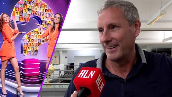 """Gert Verhulst reageert op kritiek 'K2 zoekt K3': """"Ik heb jongens gezien die meteen tussen Marthe en Hanne kunnen staan"""""""