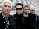 Golden Earring. V.l.n.r. George Kooymans (gitaar), Barry Hay (leadzang), Rinus Gerritsen (bas) en Cesar Zuiderwijk (drums). Copyright Paul Bergen