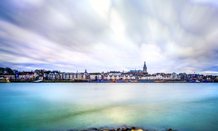 Nijmegen is één van de drie plekken waar de proef plaatsvindt.  Beeld Getty Images
