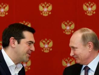 Tsipras klopt aan bij Poetin