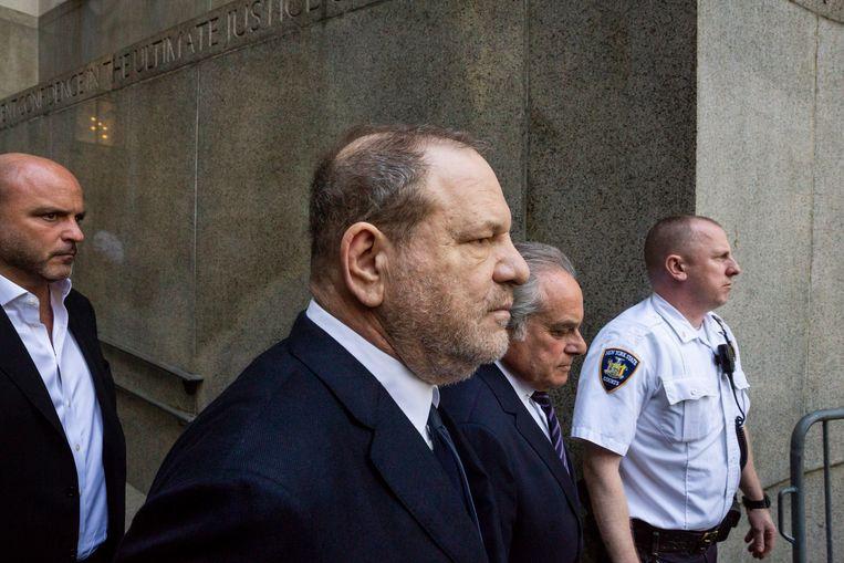 Harvey Weinstein. Beeld Photo News