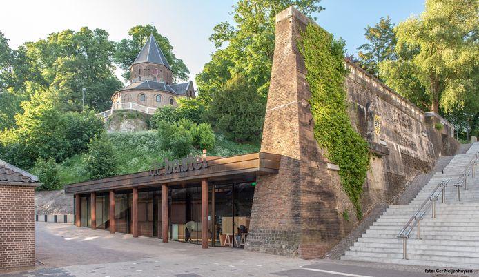 Museum De Bastei in Nijmegen is een van de 29 genomineerden voor de Publieksprijs 2019 van het Architectuurcentrum Nijmegen.