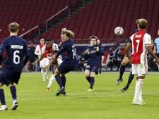 Oude bekende fluit cruciaal thuisduel Ajax met AS Roma