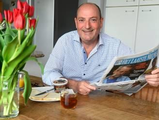 """Ontbijten met HLN-lezer Bruno Jennes (57): """"Indien gewenst ga ik ter plekke als een klant een ongeluk heeft gehad"""""""