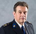 Politiecommissaris Peter Reijnders © Privéfoto