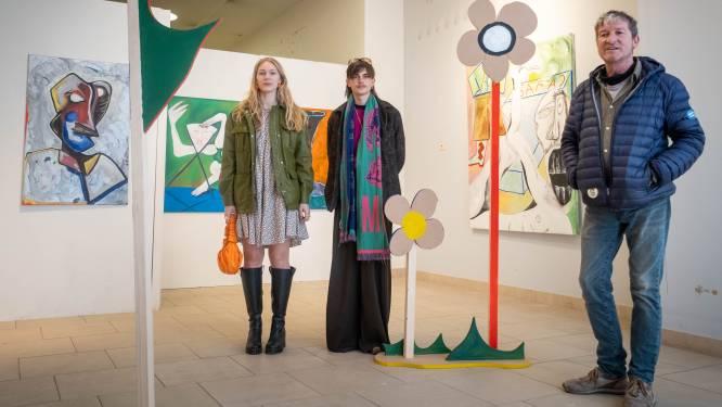Galerij Artisjok ziet het groots: drie nieuwe pop-ups en kunstroute in de zomer