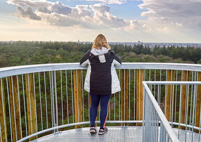 Bij Herpen staat al een uitkijktoren met uitzicht over De Maashorst. Uden gaat er ook eentje bouwen.
