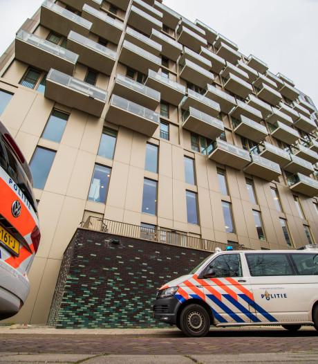Politie: geen misdrijf bij val uit Biotex-flat