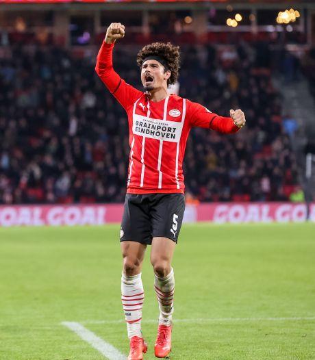 PSV'er Ramalho bewaart het beste voor het laatst tegen PEC: 'Niet gehoopt dat we zo zouden winnen'