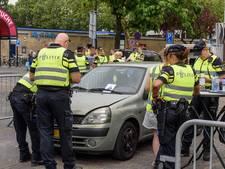 Uitgebreide patsercontrole op parkeerplaats Hoge Vucht in Breda