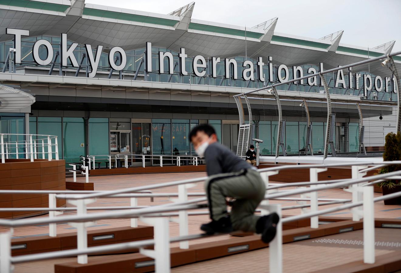 De internationale luchthaven van Tokio, Haneda