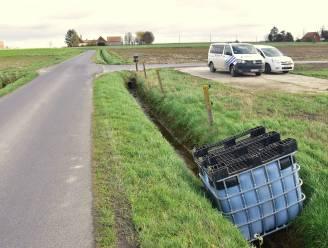 "Groot vat met drugsafval gedumpt in Bocholt: ""Gaat om bijtend zuur"""