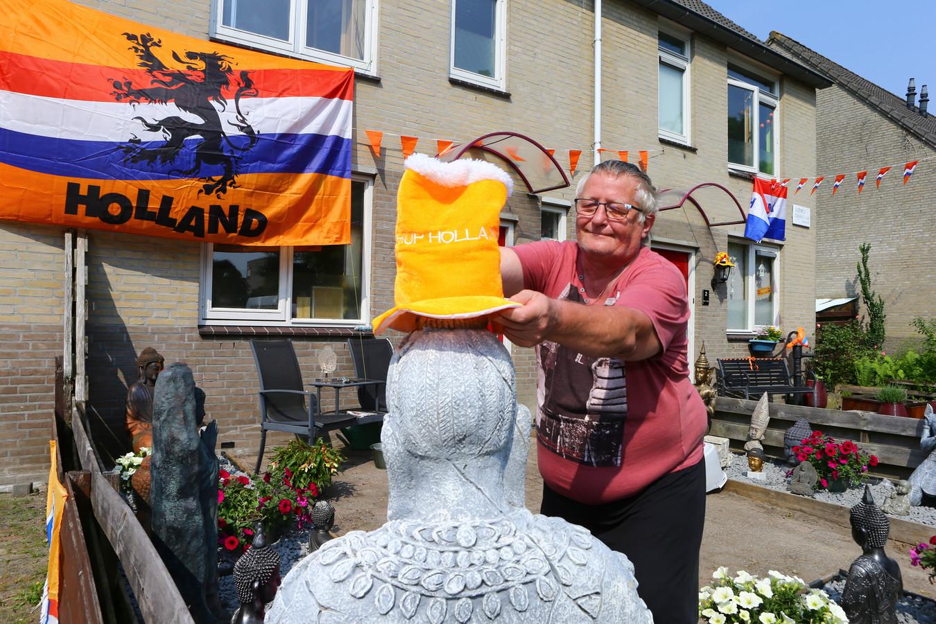 Richard van Beek (56) uit Gorinchem.