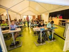 Dieptepunt onderwijs in partytent dreigt opnieuw in Mierlo, ouders slaken noodkreet