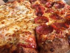 L'ignominie de la pizza américaine