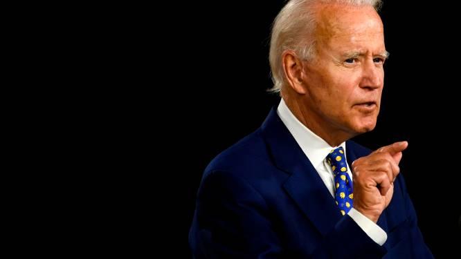 Presidentskandidaat Biden komt begin augustus met running mate