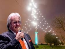 Lee Towers gaat megakerstboom ontsteken: 'Eerst die Lee Towers openen en nu dit, geweldig!'