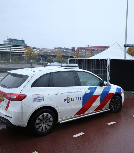 Overleden persoon gevonden op Laakweg in Den Haag: 'Geen aanwijzingen voor misdrijf'