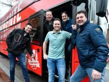 FC Twente-fans voortaan met Noaberbus naar wedstrijden