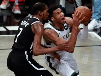 De games 7 van de underdogs: Milwaukee Bucks en Atlanta Hawks verrassen Philadelphia 76ers en Brooklyn Nets