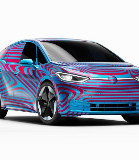 Nieuwe elektrische Volkswagen ID.3 met zes jaar gratis onderhoud