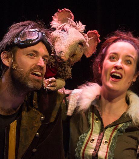 Honderden ratten in de tuin bij het Tolhuis, theatermaakster Ida van Dril vertelt hun verhaal