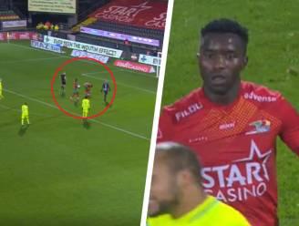 """Bizar penaltyincident in Oostende, maar Gueye en Sakala """"gaan als vrienden naar huis"""""""