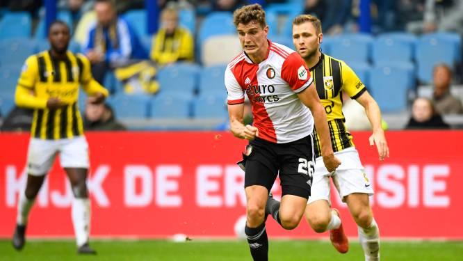 Til vol frustratie over tijdrekken Vitesse: 'Ik heb één helft gespeeld, de tweede helft hebben we stilgestaan'