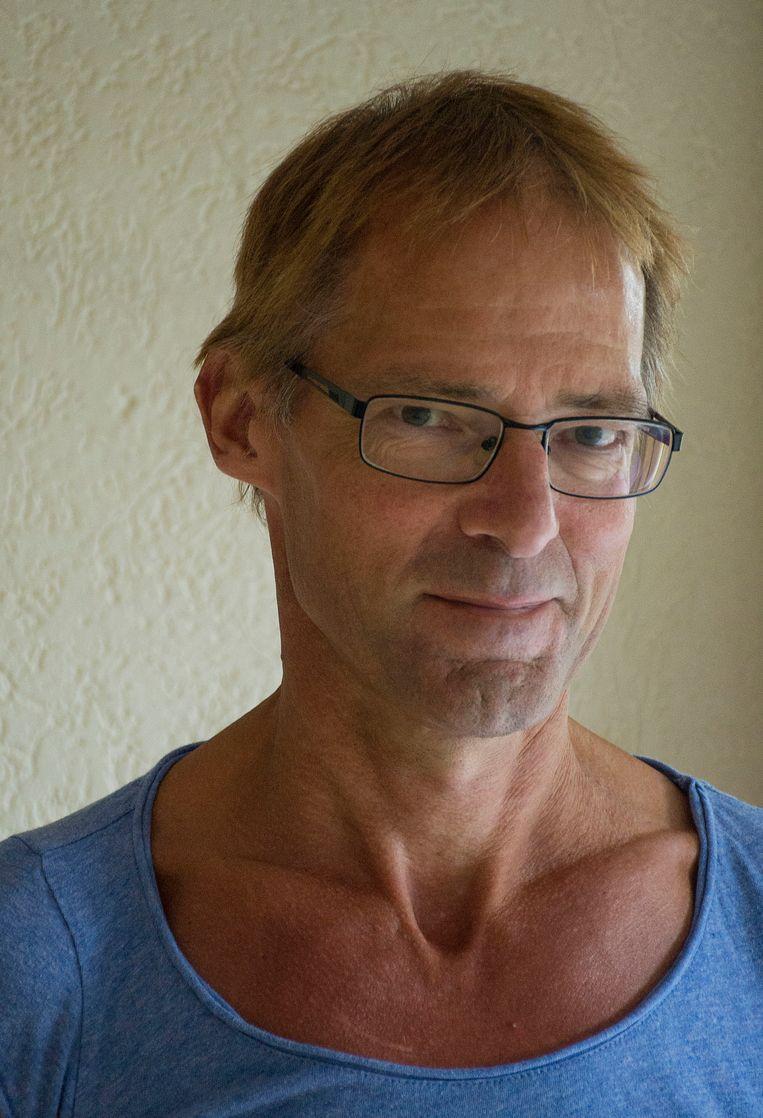 Maurits Westerbeek. Beeld Annette Spaan