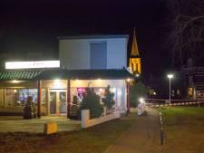 Verwarde man zorgt voor ophef en licht gewonde medewerker bij restaurant in Dieren