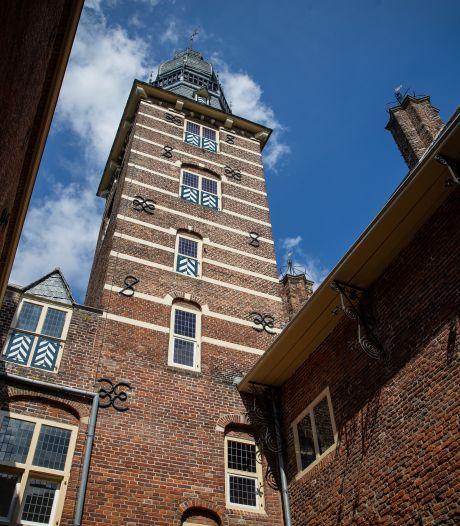Toch een carillon in toren kasteel Wijchen? Er komt een onderzoek